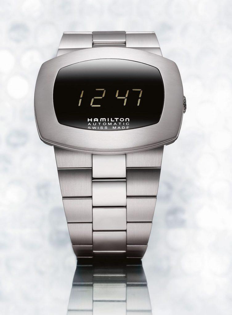 Hamilton PSR, revitalizarea primului ceas digital