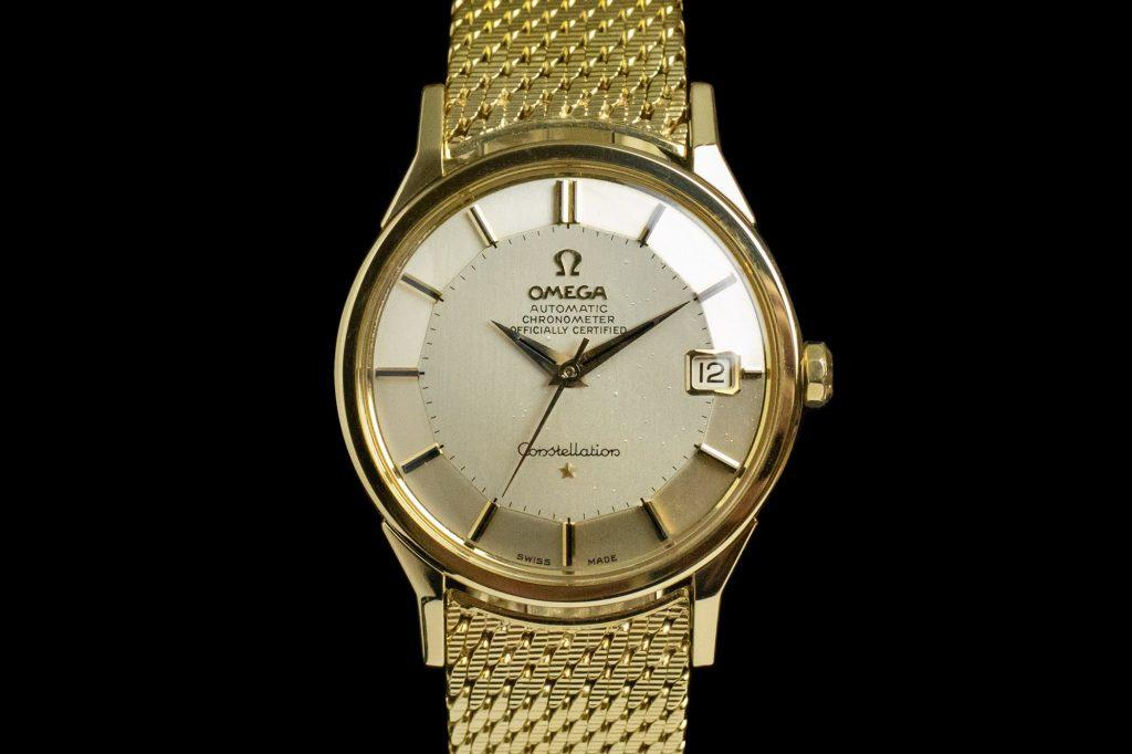 Omega Constellation Co-Axial Master Chronometer