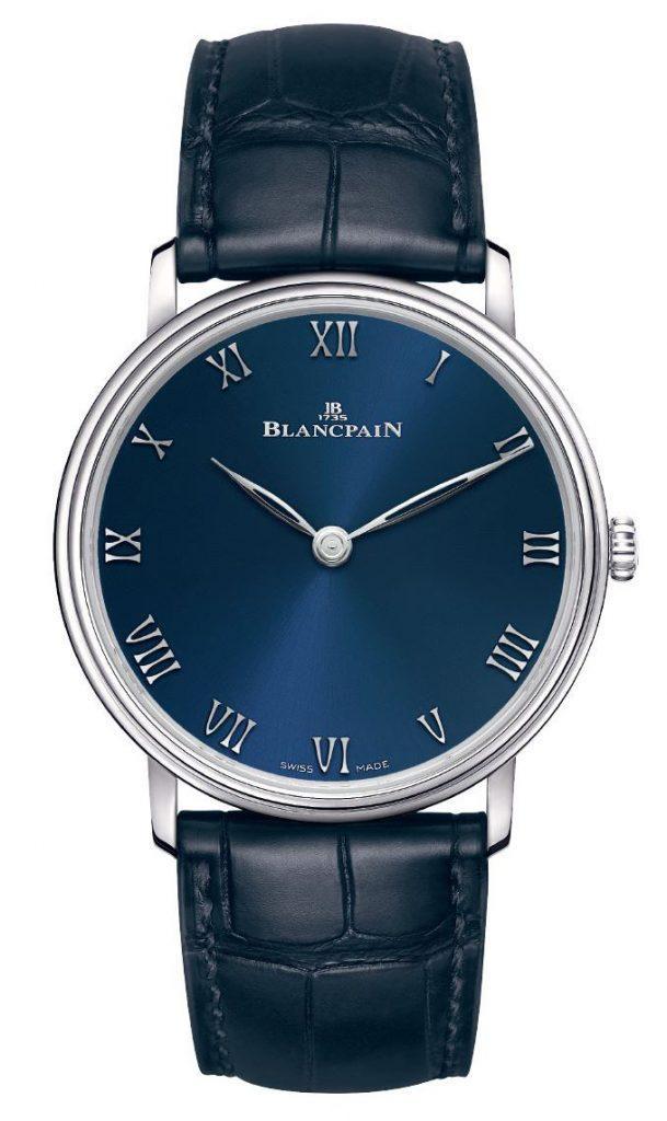 Blancpain Villeret Ultraplate Boutique Exclusive
