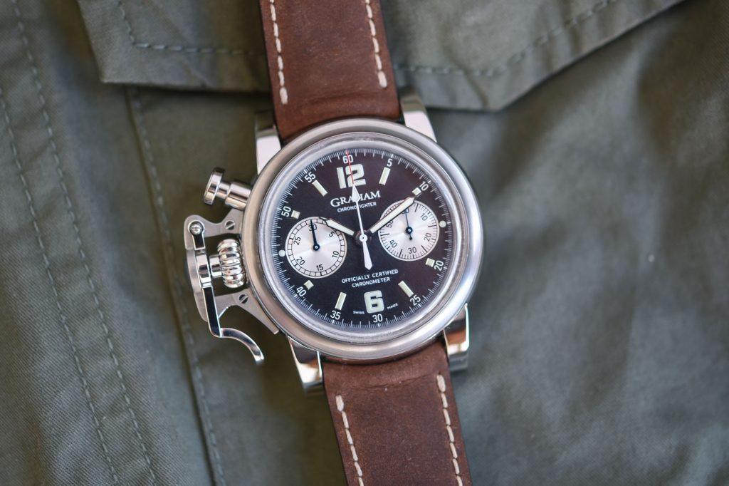 Graham Chronofighter Vintage 25th Anniversary