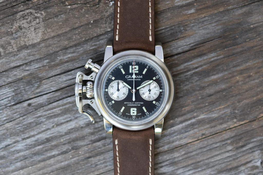 Graham Chronofighter Vintage 25th Anniversary