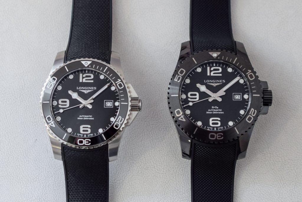 Longines HydroConquest Full Black Ceramic