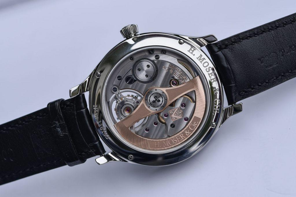 H. Moser & Cie. x MB&F Endeavour