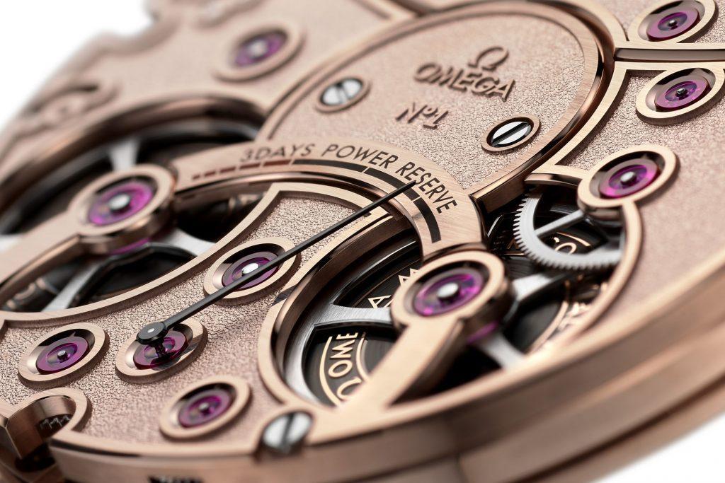 Omega De Ville Tourbillon Co-Axial Master Chronometer
