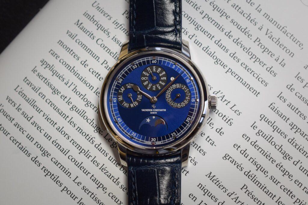 Vacheron Constantin Les Cabinotiers Minute Repeater Perpetual Calendar