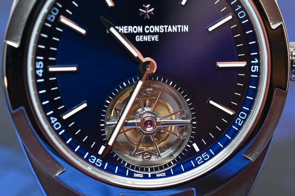 Vacheron Constantin Overseas Tourbillon 6000V