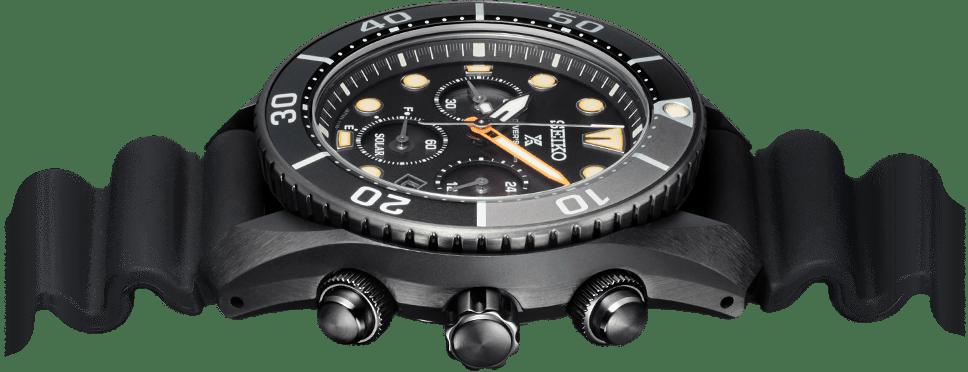 Seiko Prospex Black Series - SLA035J1 & SPB125J1