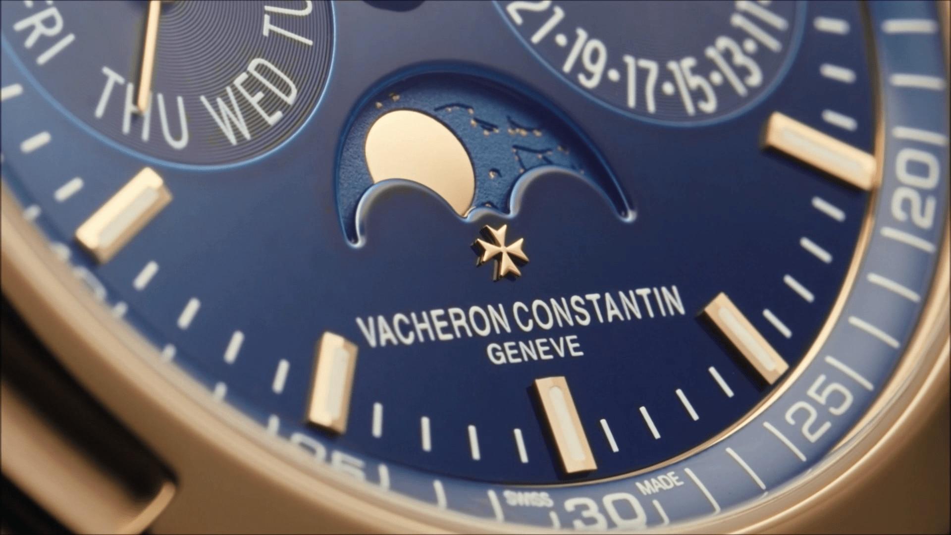 Vacheron Constantin Overseas Perpetual Calendar Ultra-Thin Blue