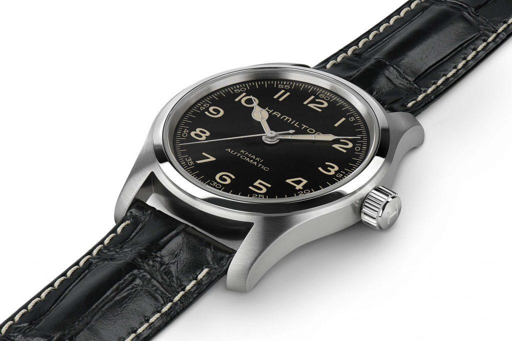 "Hamilton Khaki Field H70605731 – ceasul din filmul ""Interstellar"" in sfarsit pe piata"