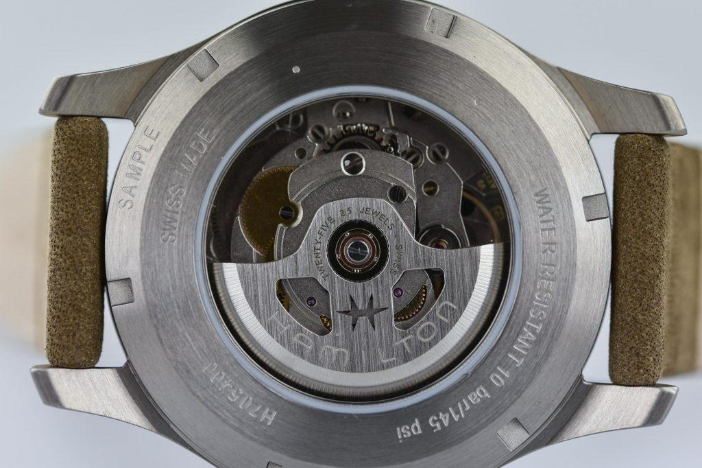 Hamilton Khaki Field Titanium Automatic