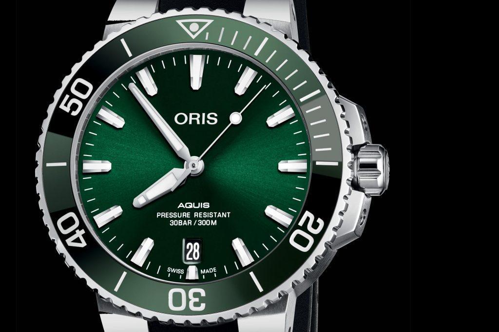 Oris Aquis Date 39.5mm