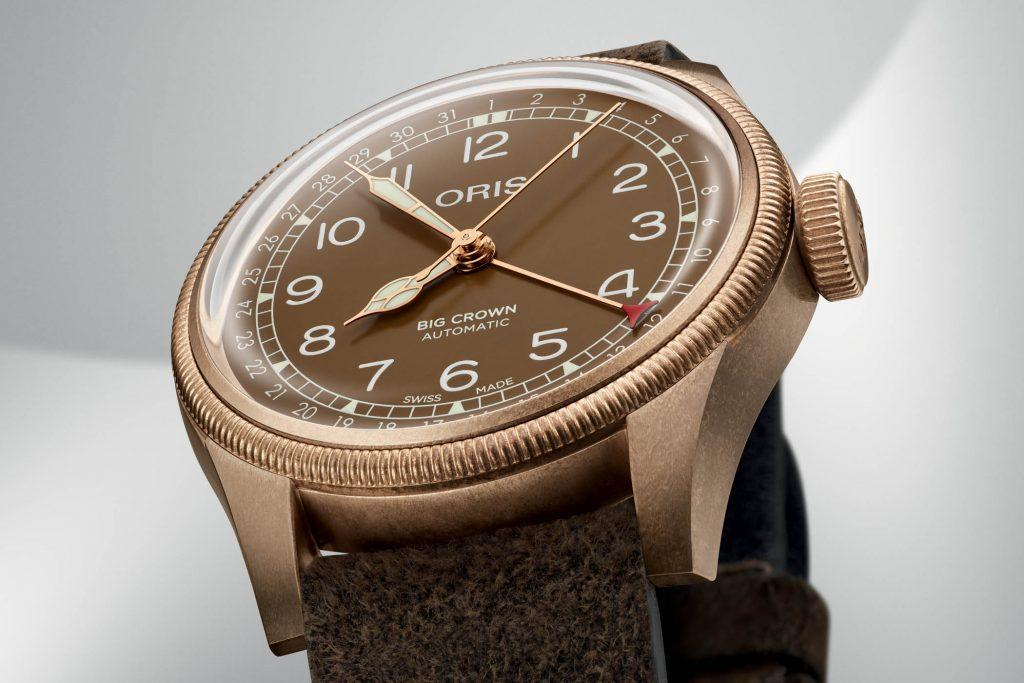 Oris Big Crown Bronze Pointer Date 40mm