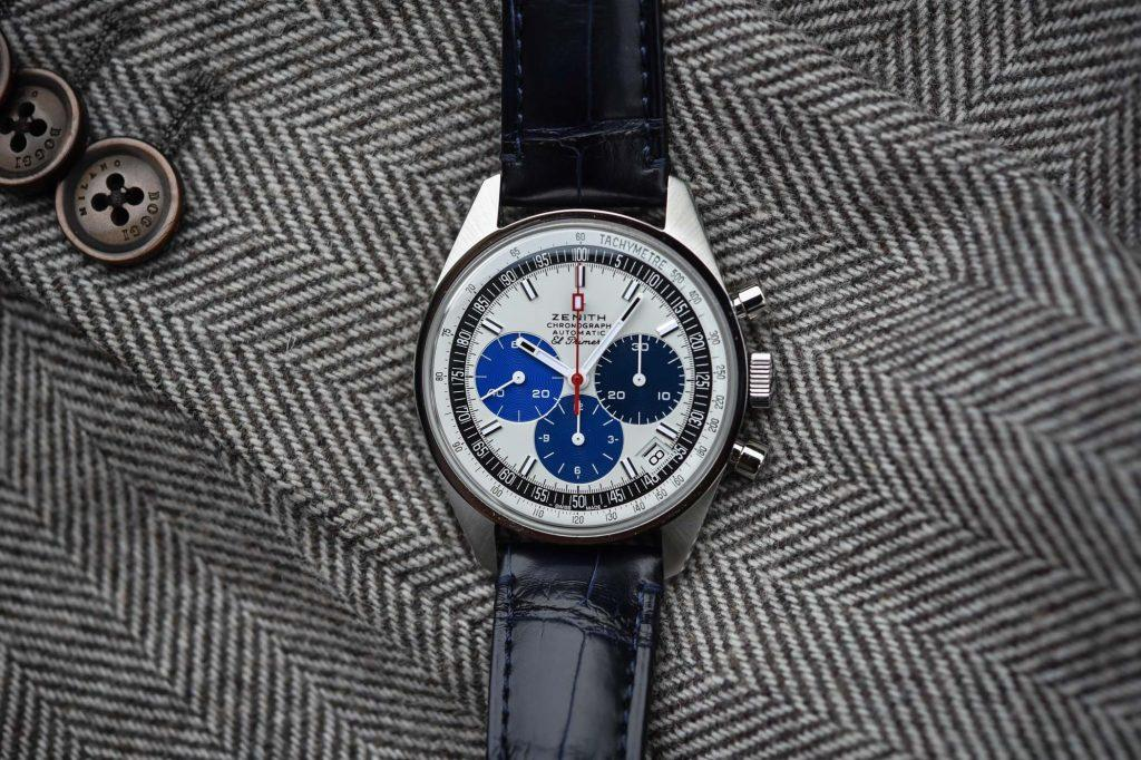 Zenith Chronomaster Manufacture Edition