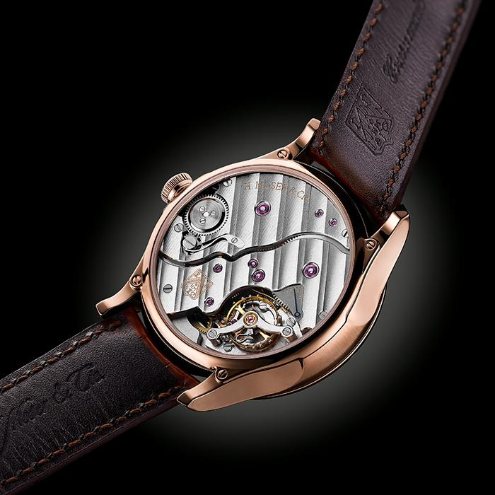 H. Moser & Cie. Venturer Big Date Purity