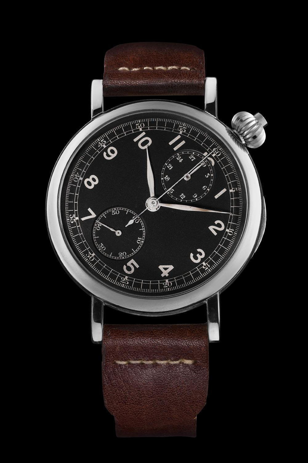 Longines Avigation Type A-7 1935 - reinviat in 2020