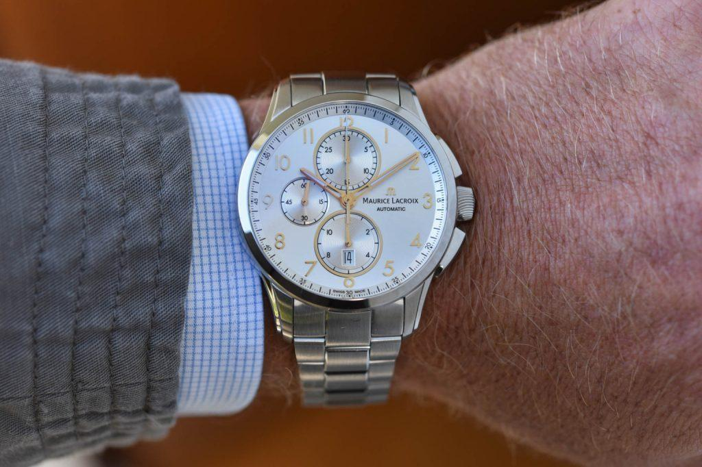 Maurice Lacroix Pontos Chronograph 2020