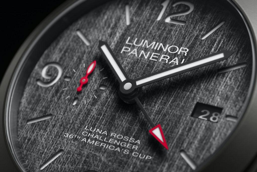 Panerai Luminor Luna Rossa GMT 44mm