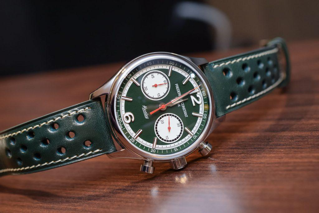 Frederique Constant Vintage Rally Healey Chronograph
