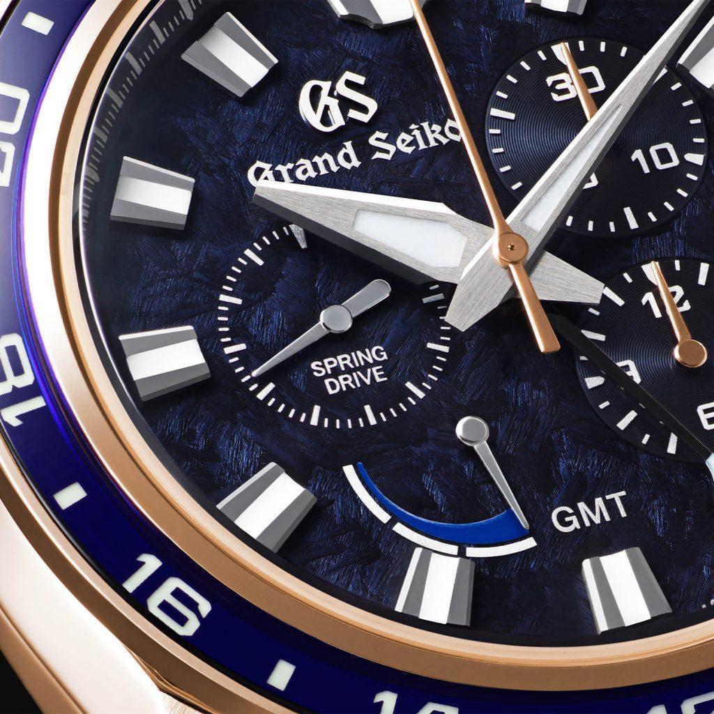 Grand Seiko SBGC238 Sport Spring Drive Chronograph GMT 60th Anniversary