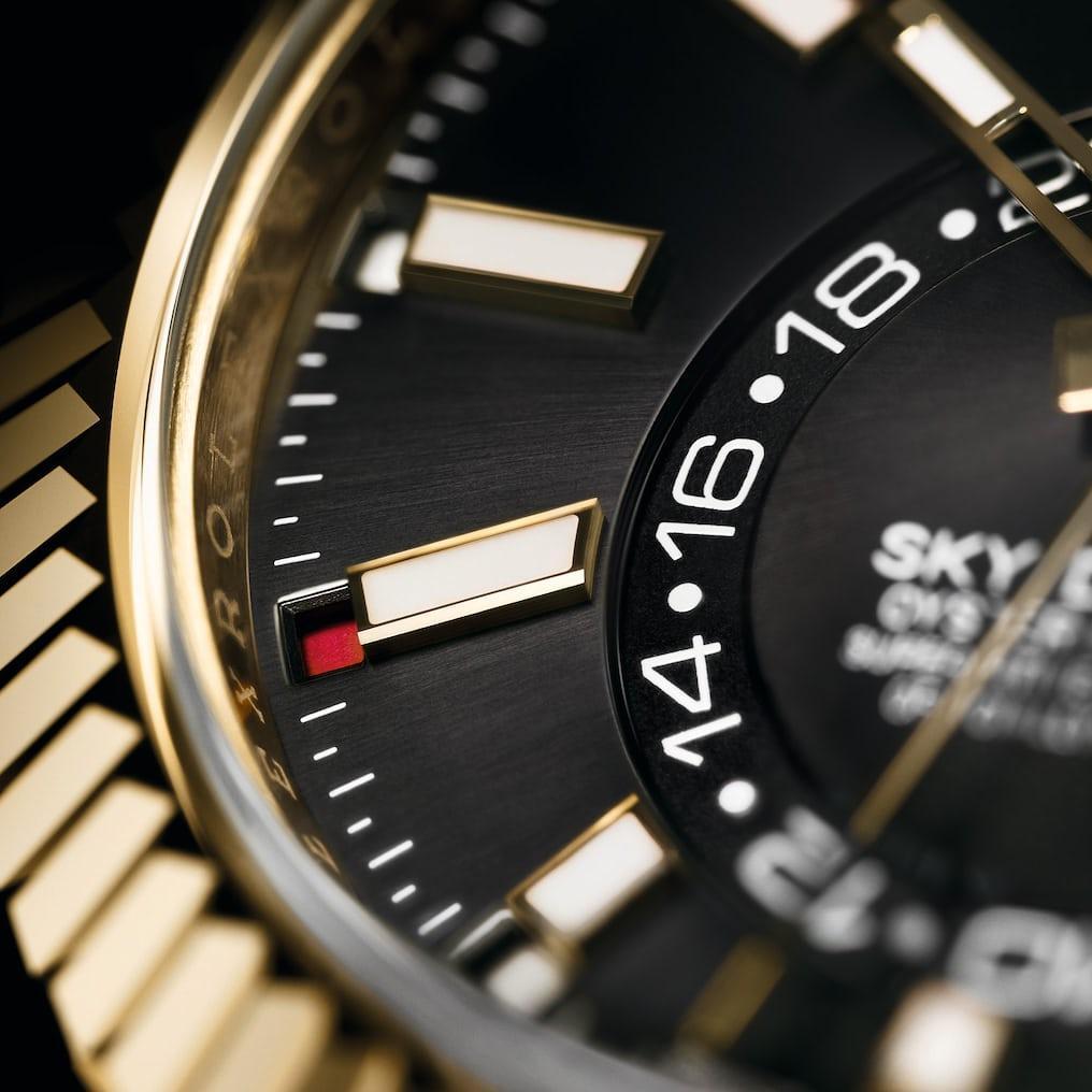 Rolex Sky-Dweller, acum și cu o brățară Oysterflex