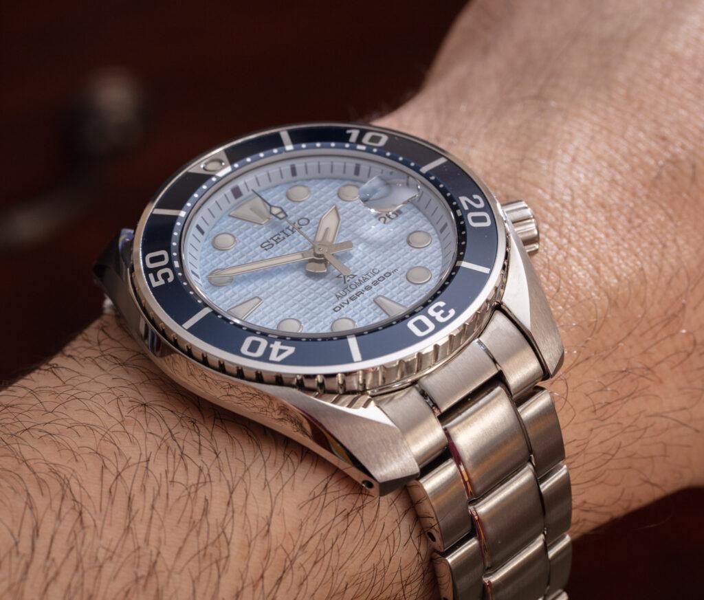 Seiko Prospex Ice Diver