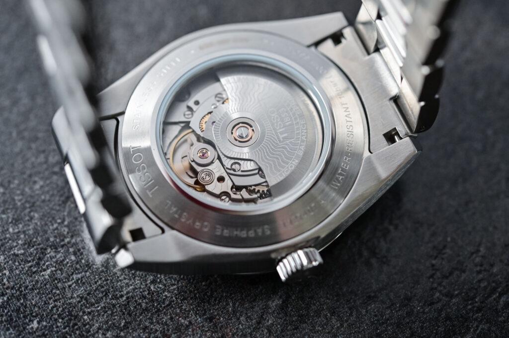 Tissot Gentleman T127.407.11.041.00 Silicium Powermatic 80