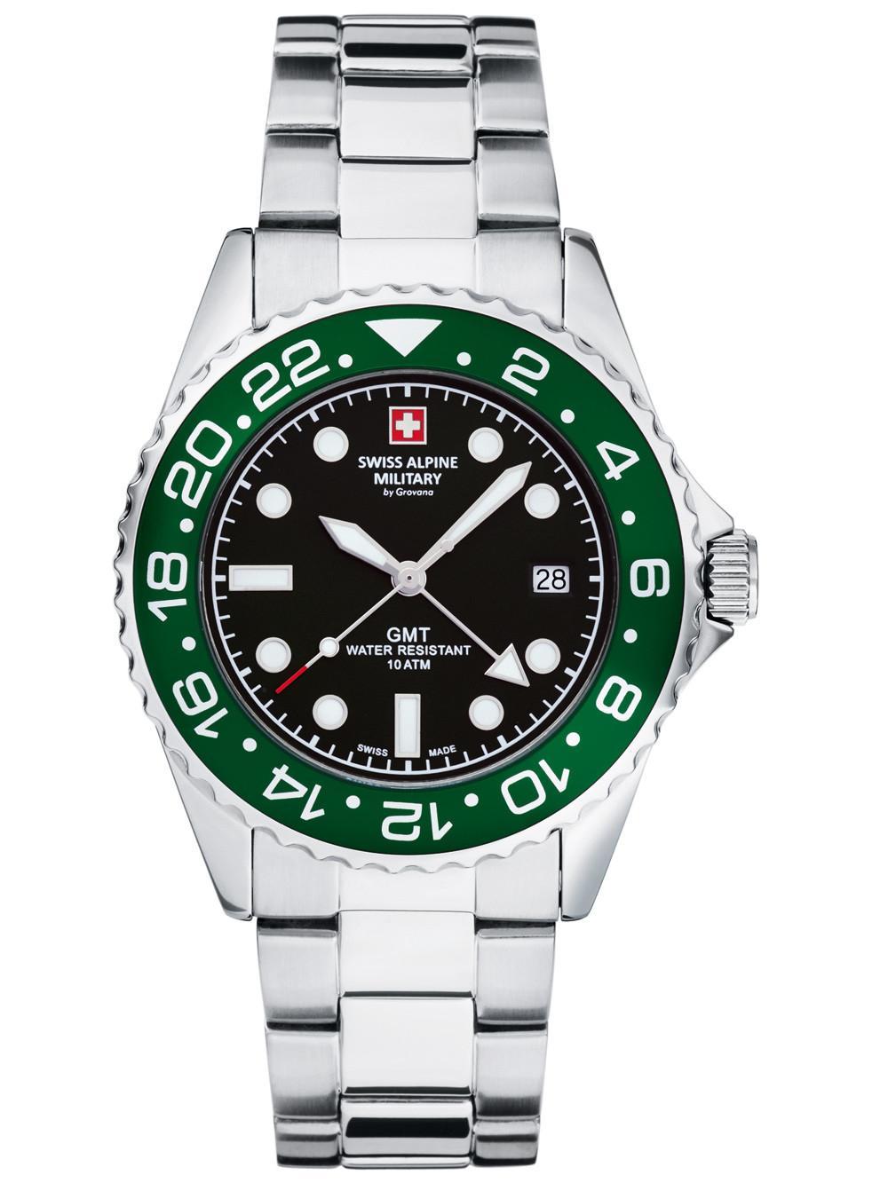 Swiss Alpine Military 7052.1133 GMT Diver