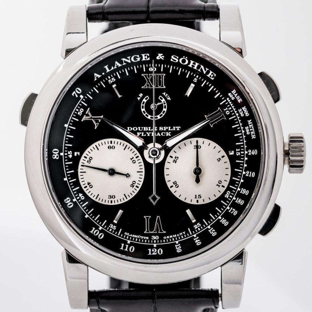 Ce sunt cronografele Flyback și Rattrapante?