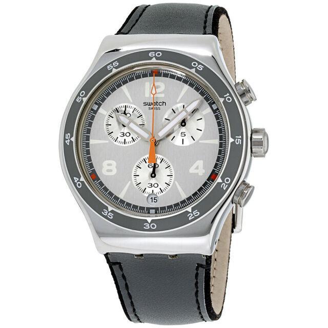 Swatch LAST ROUND YVS446 Cronograf