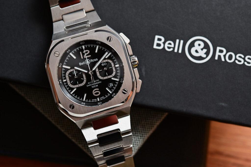 BELL & ROSS BR05 CHRONO