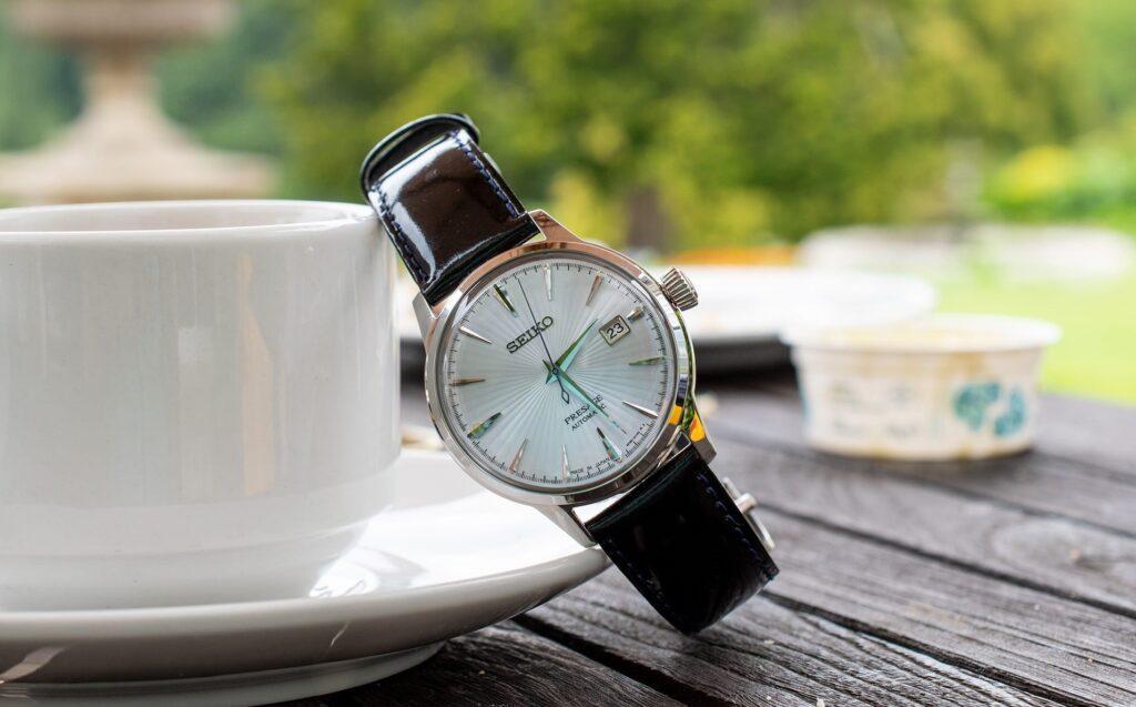 SEIKO SRPB43J1 Presage - un Cocktail Time perfect
