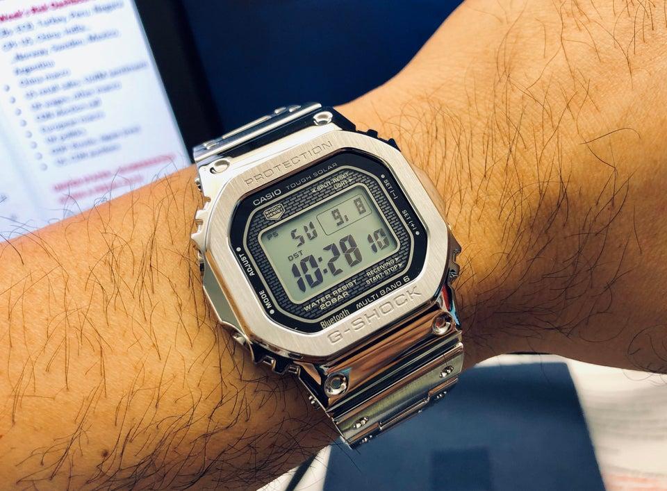 Casio G-Shock B5000D - pareri si preturi
