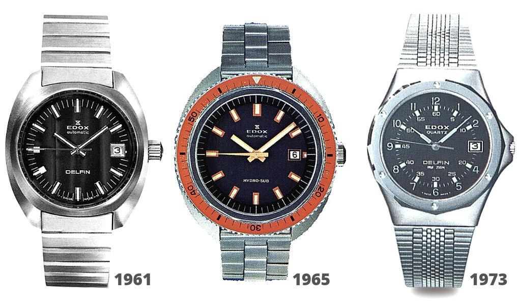 Ceasuri Edox - pareri si istorie
