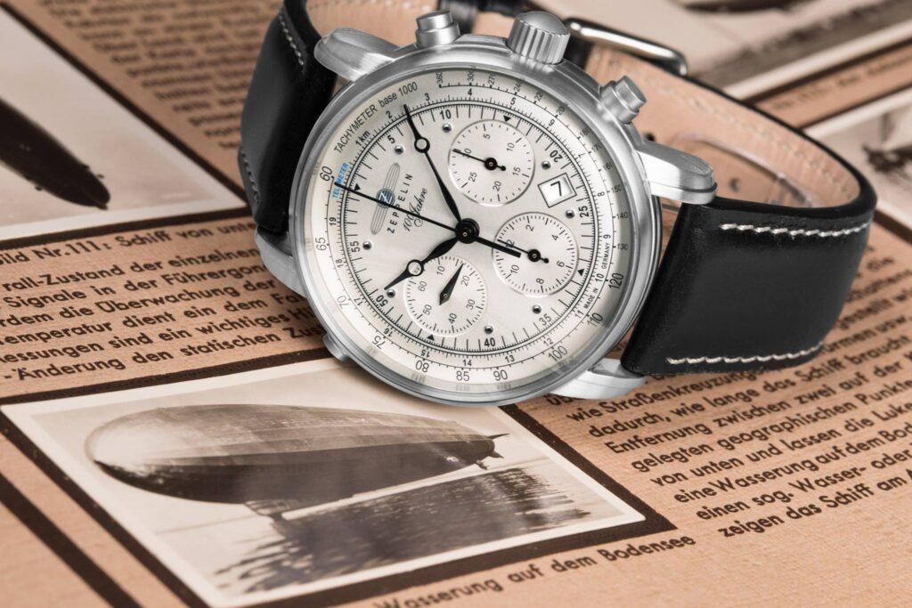 Ceasuri Zeppelin - pareri si 15 modele deosebite