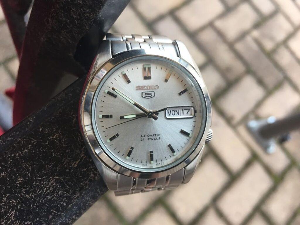 Seiko 5 SNK355