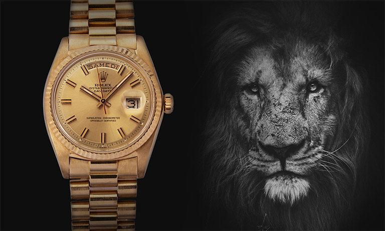 """""""Big Five"""" din industria ceasurilor elvețiene"""