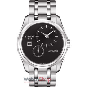 Ceas Tissot T-TREND T035.428.11.051.00 Couturier Automatic Small Second