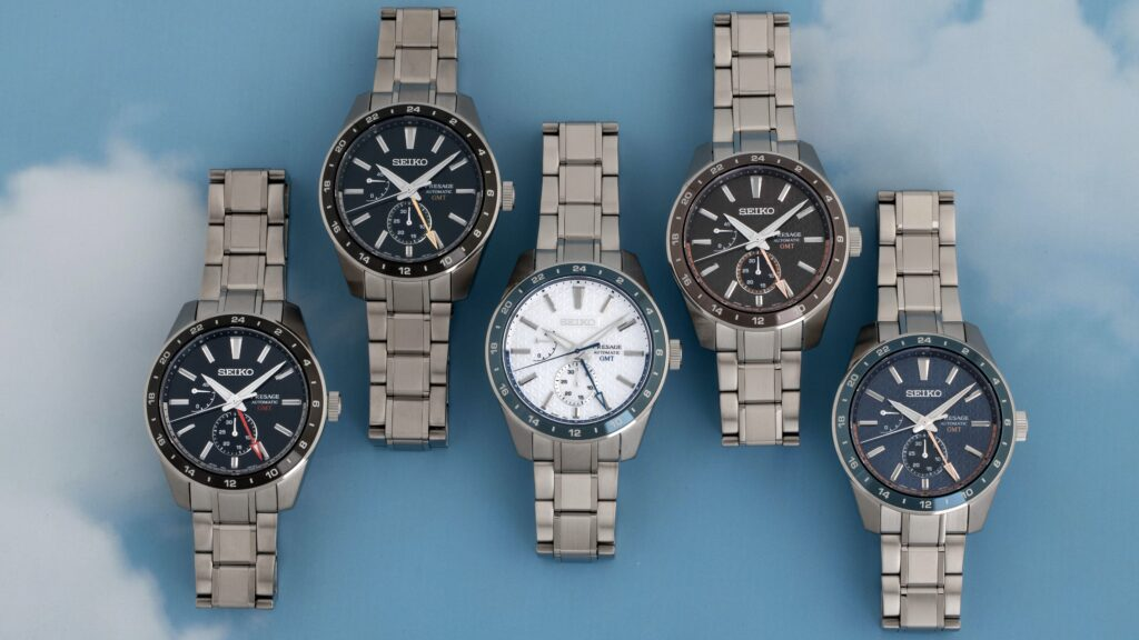 Ceasuri SEIKO pregatite de lansare in 2021