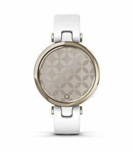 Smartwatch Garmin Lily™ Auriu-Alb 010-02384-10